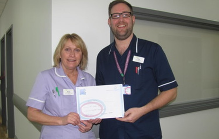 Healthcare Support Worker awarded certificate