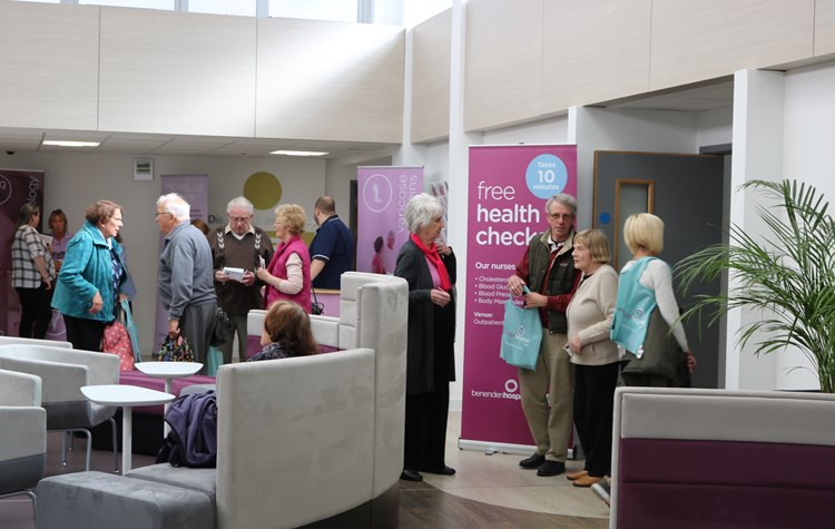 Hundreds flock to hospital Open Day