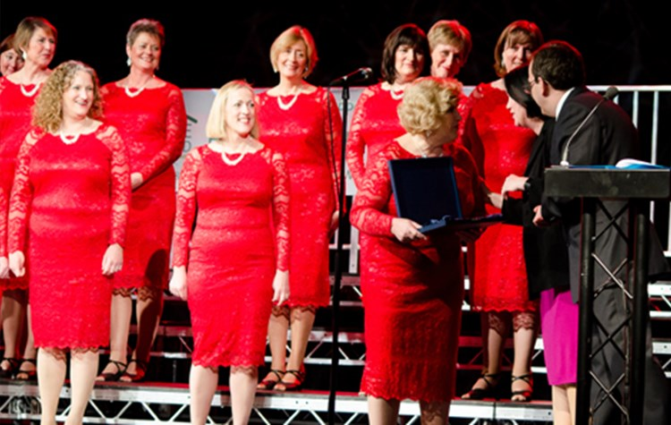Crowds flock to Benenden Hospital choir event