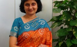 Successful cataract surgery for Neeta Patel